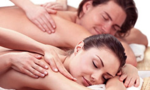 Massage for married couples